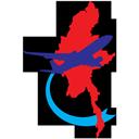 ဖွံ့ဖြိုး မြန်မာ စွမ်းအား Logo